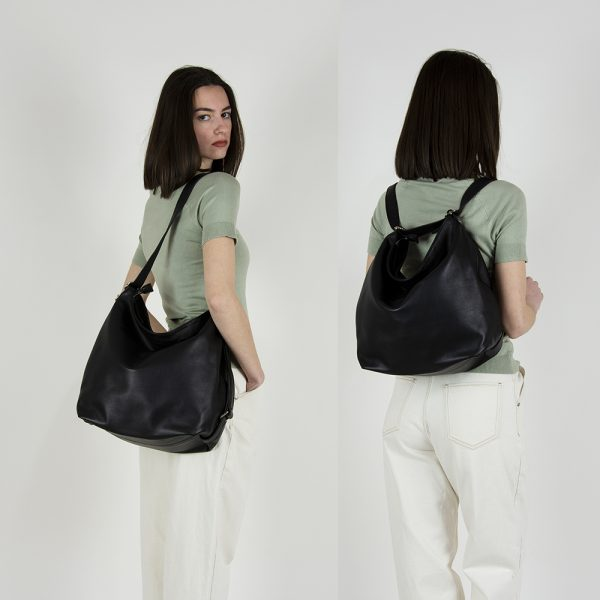 black Vanessa bag